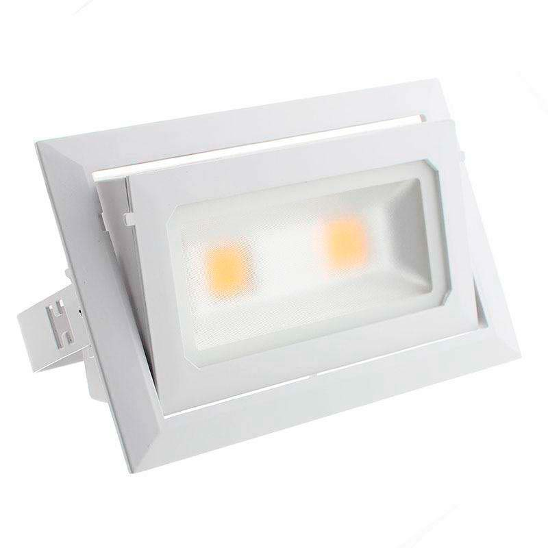Downlight Led Cronolux NAT LED 40W, Blanco frío